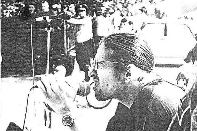 МУТАБОР на концерте 12 июля 1996 г.
