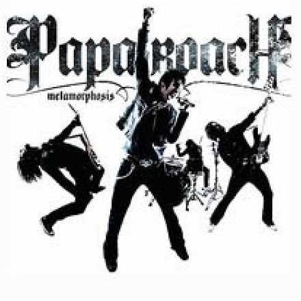 "Обложка диска PAPA ROACH ""Metamorphosis"""